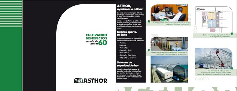 Catálogo de proyectos de invernadero multinave