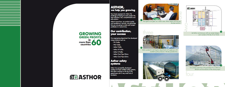 Multibay greehouse projects catalogue